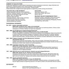 mechanical engineer resume pdf gallery of sample resume hvac template maintenance technician