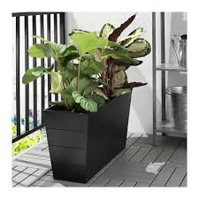 ikea garden bed gräset plant pot ikea outdoor spaces pinterest balconies