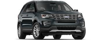 Ford Explorer 3 Rows - 2017 ford explorer info joe rizza ford of orland park