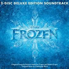 frozen 2 disc deluxe edition soundtrack walt disney records http