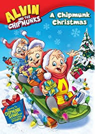 Alvin And The Chipmunks Christmas Ornament - alvin and the chipmunks a chipmunk christmas with sound and