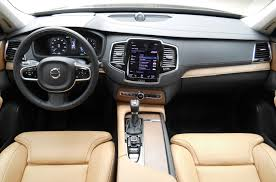 Volvo Suv Interior First Spin 2016 Volvo Xc90 The Daily Drive Consumer Guide