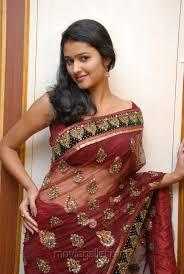 spicynavel transparent saree saree navel