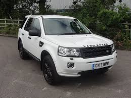 white land rover land rover freelander 2 2 2 td4 gs 5dr estate diesel white land