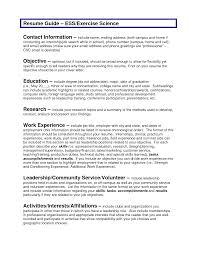 prepossessing interest ideas for resume on resume personal