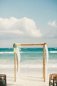 wedding arches bamboo wedding arches ceremony arch ideas trendy magazine