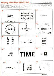 32 best logic puzzles images on pinterest word puzzles rebus