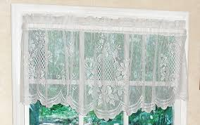 Lace Valance Curtains Lace Valance Curtains Curtains Ideas