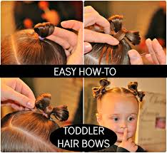toddler hair bows toddler hair bows tutorial