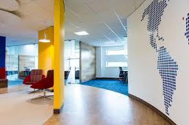 the strata group design award winning interior of new head office