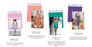 pantone color 2017 spring spring 18 colors straight from ny fashion week portugal textile