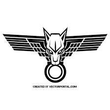 wings tattoo design download at vectorportal