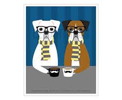 boxer dog art 26 best lee arthaus boxer dog prints images on pinterest dog