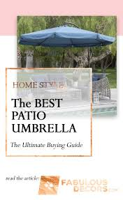 Retro Patio Umbrella by Best 25 Best Patio Umbrella Ideas On Pinterest Umbrella For
