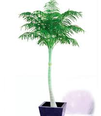 8ft artificial royal palm tree palm trees for homes