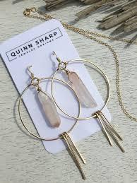 sharp earrings earrings quinn sharp jewelry designs