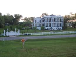 kick of the week nottoway plantation louisiana highkicktravel