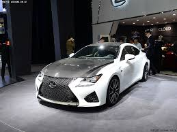 lexus rcf white lexus rc f beijing auto show clublexus lexus forum discussion