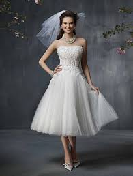 pretty wedding dresses what is a tea length wedding dress fashionoah
