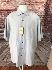 caribbean joe short sleeve solid casual shirts for men ebay