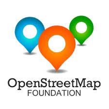 map logo foundation logo openstreetmap wiki
