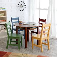 wooden table and chair set for astonishing kids toysus frozen table and chair set for of child