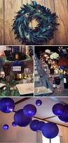 peacock wedding reception decoration ideas party people event
