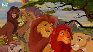 lineage lion king discovering disney
