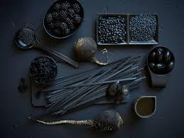 all black 6 all black foods for a deliciously dark halloween spread myrecipes