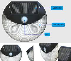 Solar Motion Lights Outdoor - solar led outdoor lights home outdoor decoration