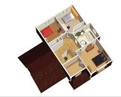 Simple House Floor Plans 3d Interior Design Home Design 3d Two Floors