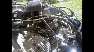 honda shadow rebuild youtube