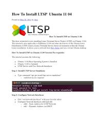 ubuntu network install tutorial how to install ltsp ubuntu 11 04 1 728 jpg cb 1335095043