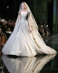 Dove Gray Wedding Dress Fall 2010 U0027s Most Gorgeous Couture Wedding Gowns Flare