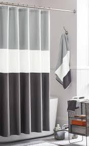 Grey And Yellow Shower Curtains Breathtaking And Gray Shower Curtain Contemporary Best