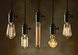 edison glühbirnen für eine nostalgische note im interieur - Le Glã Hbirnen Design
