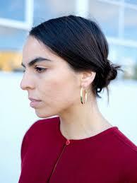 large hoop earrings frankk large hoop earrings garmentory