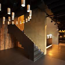 projects light house private restaurant madrid spain santa