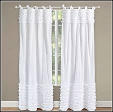 Grommet Kitchen Curtains Remarkable White Kitchen Curtains And Best 25 Kitchen Window