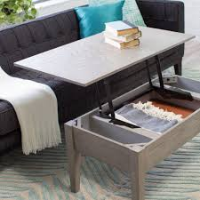 Coffee Table Lift Top Turner Lift Top Coffee Table Gray Coffee Tables At Hayneedle