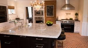 brick floor kitchen transitional kitchen jones pierce architects