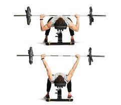Flat Bench Barbell Press Barbell Flat Chest Press And Incline Fly Superset My Board