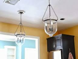 Pendant Can Light Convert Can Light To Pendant Contemporary Living Room Best