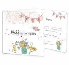 wedding invitations kilkenny gaa tri fold wedding invitation with rsvp kilkenny vs clare
