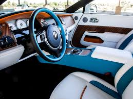 sweptail rolls royce inside rolls royce dawn palm springs collection is a beauty