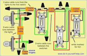 4 way light switch wiring 3 way light switch wiring diagram multiple lights artechulate info