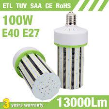 100w led corn retrofit light bulbs 2835 epistar smd 13200lm