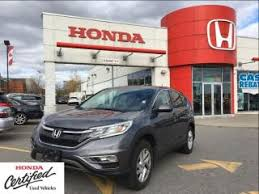 low mileage honda crv for sale and used honda cr vs in guelph on carpages ca