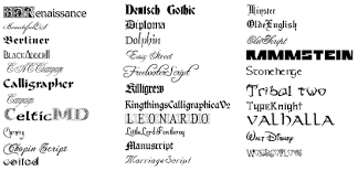 calligraphy font free calligraphy fonts