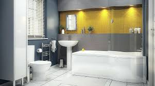 gray and yellow bathroom ideas yellow bathrooms light yellow bathroom ideas simpletask club